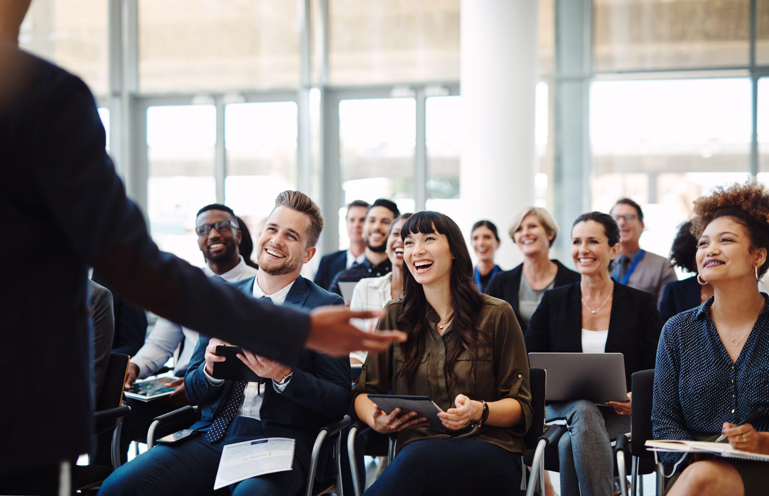 Engaging Audiences - Virtual Keynote Speaker